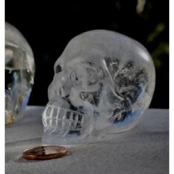 Crane 110 grams of rock crystal quartz