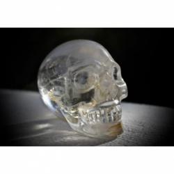 Crane de quartz cristal de roche 210 grammes