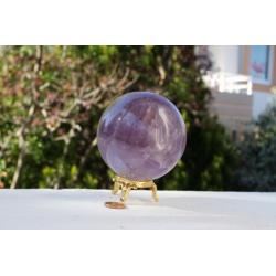 Large Sphere Amethyst