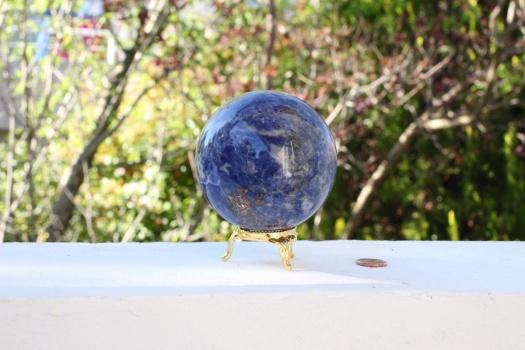 Large sphere sodalite