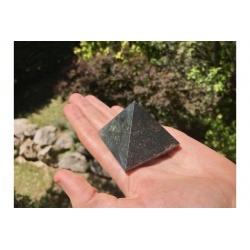 Pyramid hematite (large)