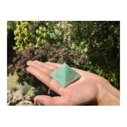 Amazonite Pyramid (large)