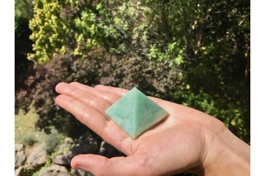 Amazonite Pyramid (large)