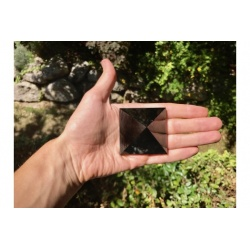Pyramide d'obsidienne (grande)