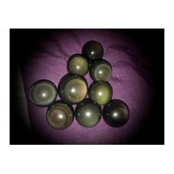 Sphère d'obsidienne oeil céleste (petite)