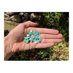 Amazonite en pierres roulées