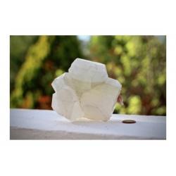 Spécimen mineral de calcite