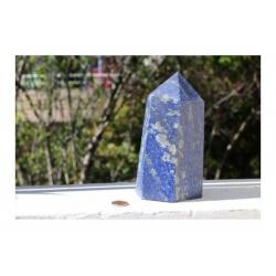 grande obélisque lapis lazuli (massive)