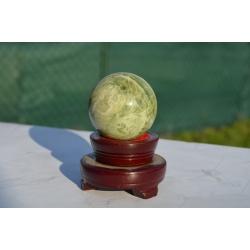 Large sphere Vesuvianite