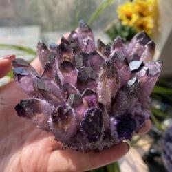 Cluster fantôme violet HQ