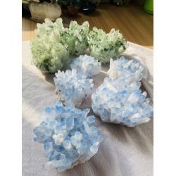Petit cluster de quartz fumé