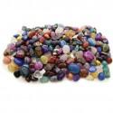 Petites pierres roulées