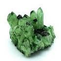 Quartz vert