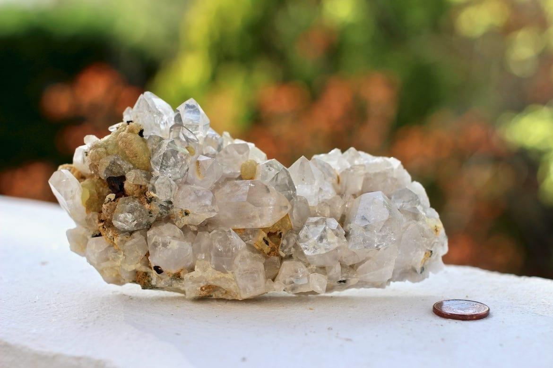 Acheter des minéraux et quartz biterminés pour la lithothérapie sur quartz store